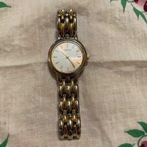 Seiko two tone watch 💛✨